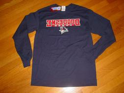 DU DUQUESNE University DUKES long sleeve T-Shirt NEW - TAGS