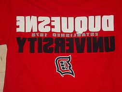 du duquesne university dukes t shirt new