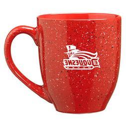 Duquesne University - 16-ounce Ceramic Coffee Mug - Red
