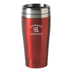 Duquesne University - 16-ounce Travel Mug Tumbler - Red