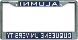 Duquesne University Alumni License Plate Frame
