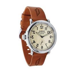 Duquesne University Dukes Premium Leather Watch Band