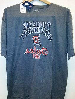 Duquesne University Dukes College T Shirt.  New with tags!!!