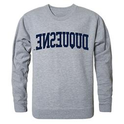 Duquesne University Dukes DU College NCAA Crewneck Sweater -
