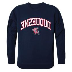 Duquesne University Dukes DU NCAA College Crewneck Sweater -