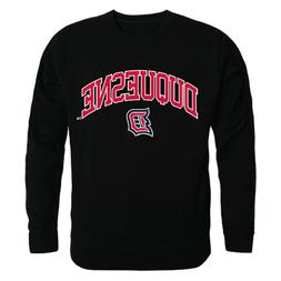Duquesne University Dukes DU NCAA College Crewneck Sweater -