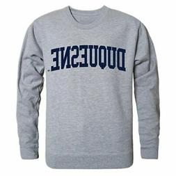 Duquesne University Game Day Crewneck Pullover Sweatshirt Sw
