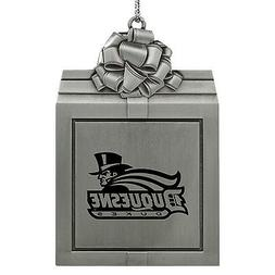 Duquesne University -Pewter Christmas Holiday Ornament-Silve