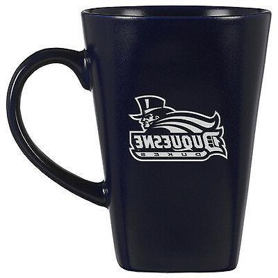 duquesne university 14 oz ceramic coffee mug