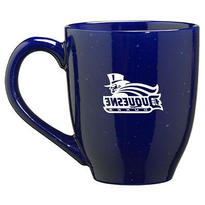 duquesne university 16 ounce ceramic coffee mug