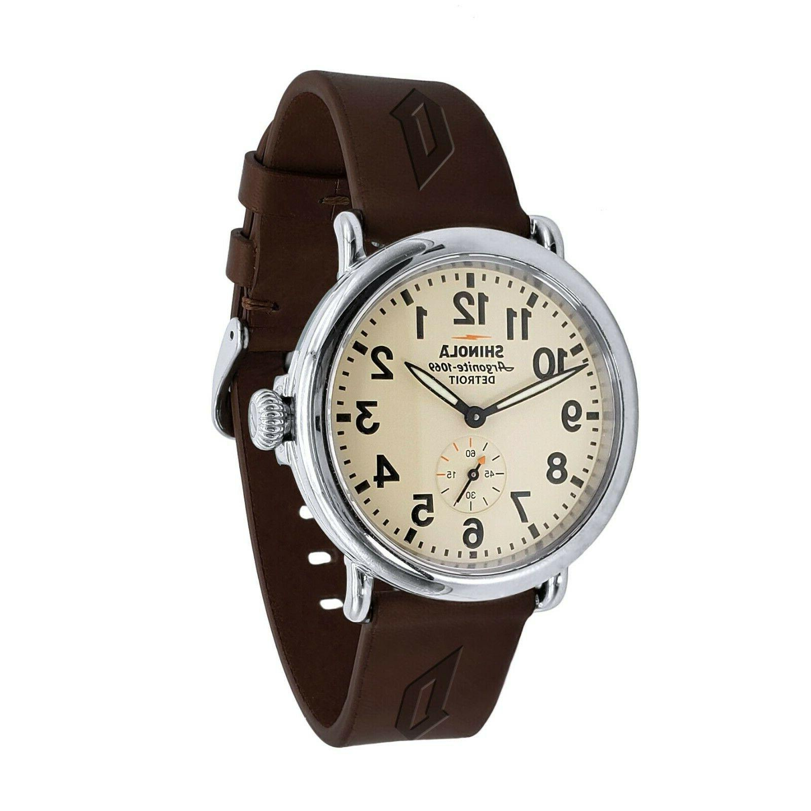 Duquesne Leather Watch