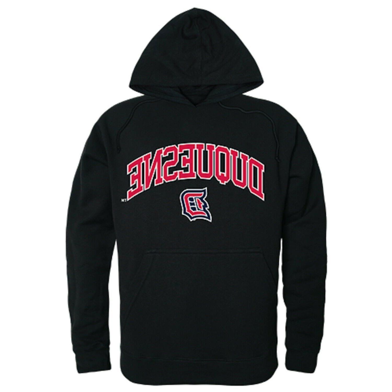 Duquesne University Dukes DU Pullover Hoodie College Sweatshirt S M L XL 2XL