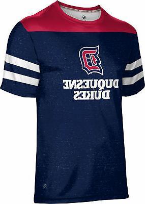 men s duquesne university gameday shirt apparel