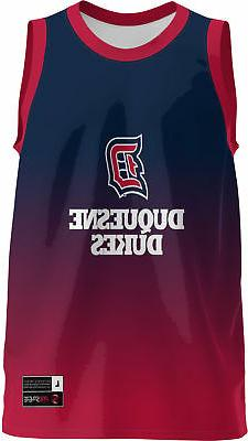 ProSphere Men's Duquesne University Ombre Replica Basketball