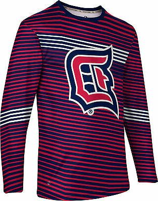 men s duquesne university vector long sleeve