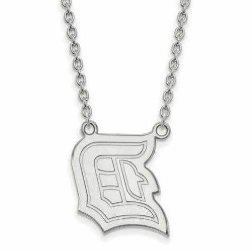 ss duquesne university large pendant w necklace