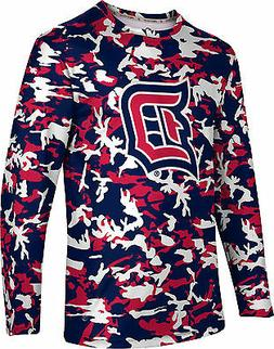 ProSphere Men's Duquesne University Camo Long Sleeve Tee