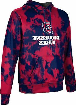 ProSphere Men's Duquesne University Grunge Hoodie Sweatshirt