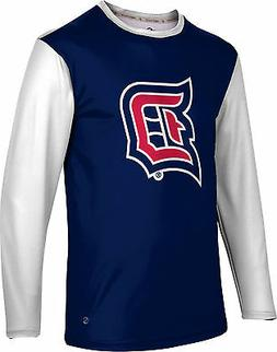 ProSphere Men's Duquesne University Secondskin Long Sleeve T