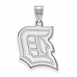 sterling silver duquesne university large pendant ss006duu