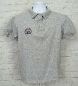 Vintage Duquesne University Polo Shirt sz Medium USA MADE! G